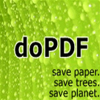 Logo DoPDF