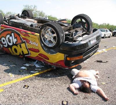 Kecelakaan Tragis Mobil Rombongan