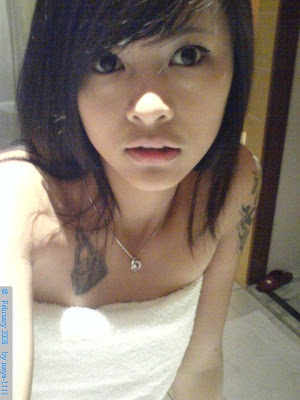 Asian Women With Tattoo Style-4