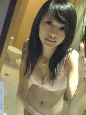 Asian Women With Tattoo Style-3