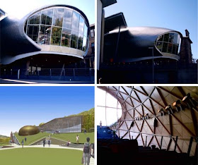Teater Kuliah Futuristik Universitas Napier