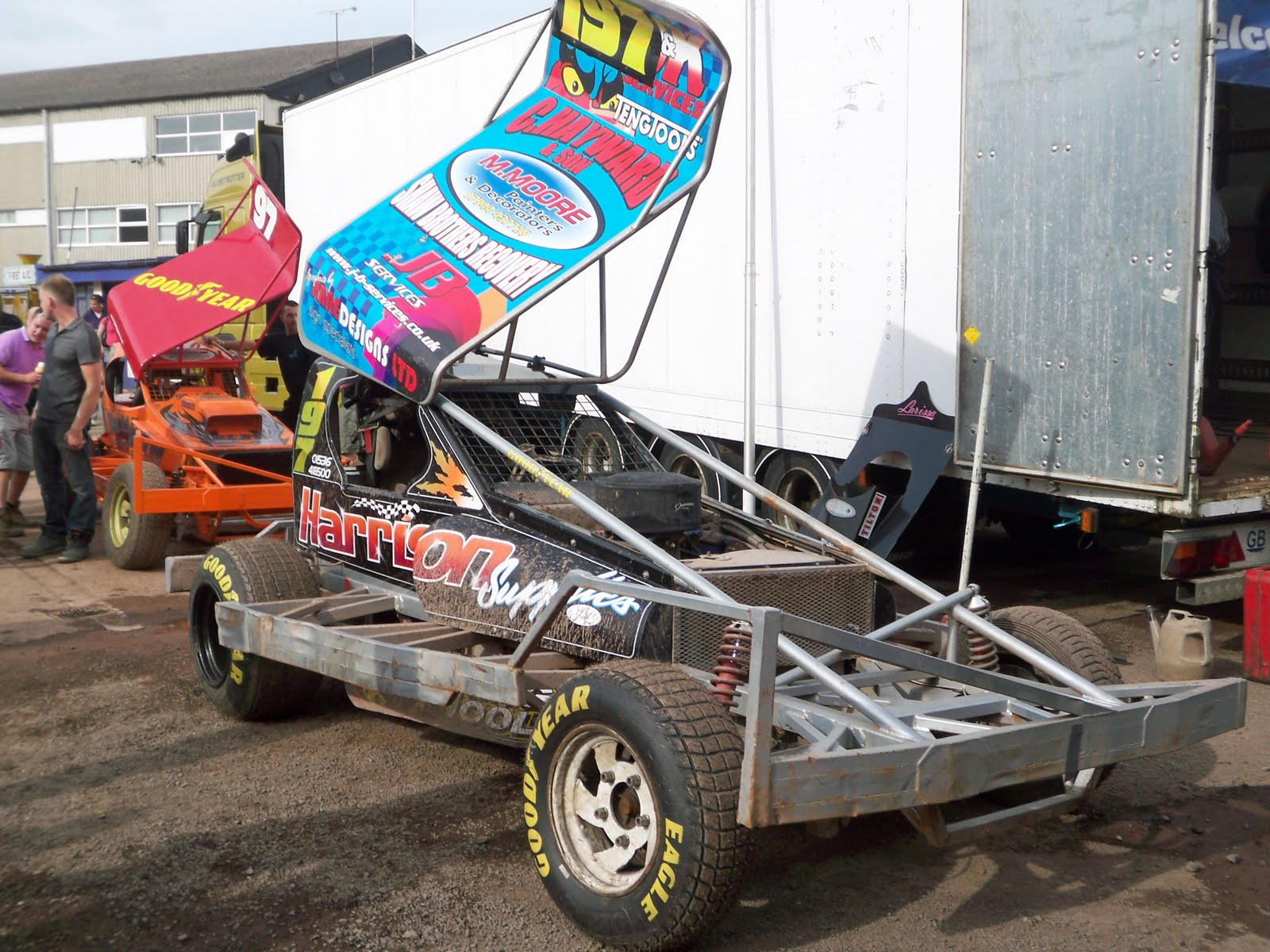 calvers: BriSCA F1 Stockcar World Final