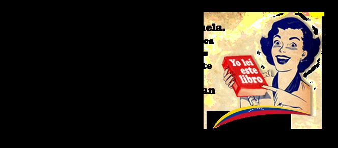 YO LEÍ ESTE LIBRO VENEZUELA