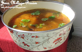 Sambar/Rasam/Kuzhambu (South Indian Gravy)