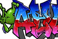 graffiti creator fonts
