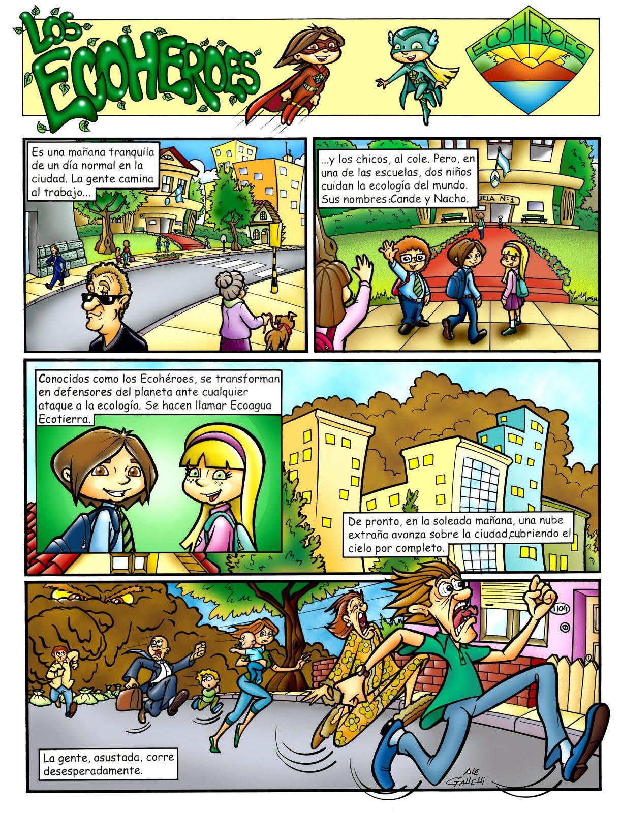 Andrés Alejandro Gallelli Ilustraciones-Animación-Storyboard