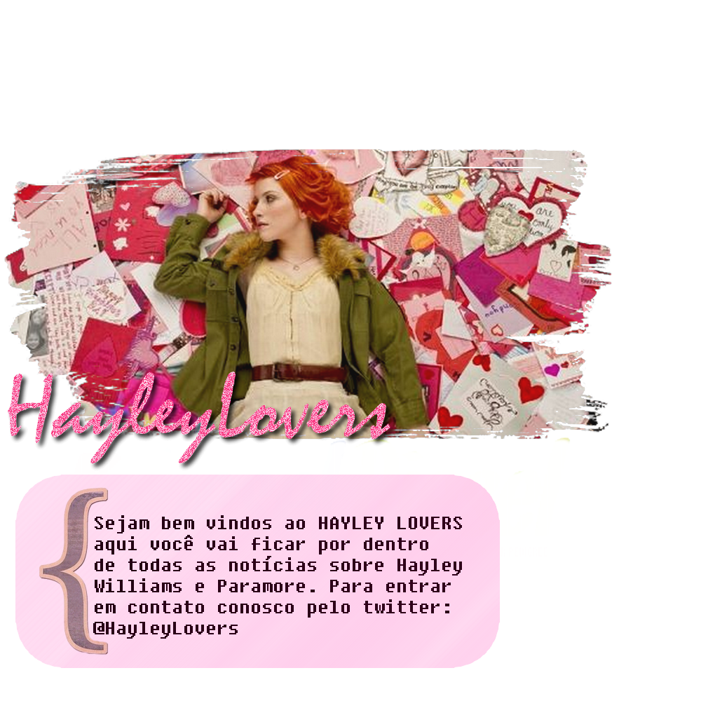 Hayley Williams Lovers