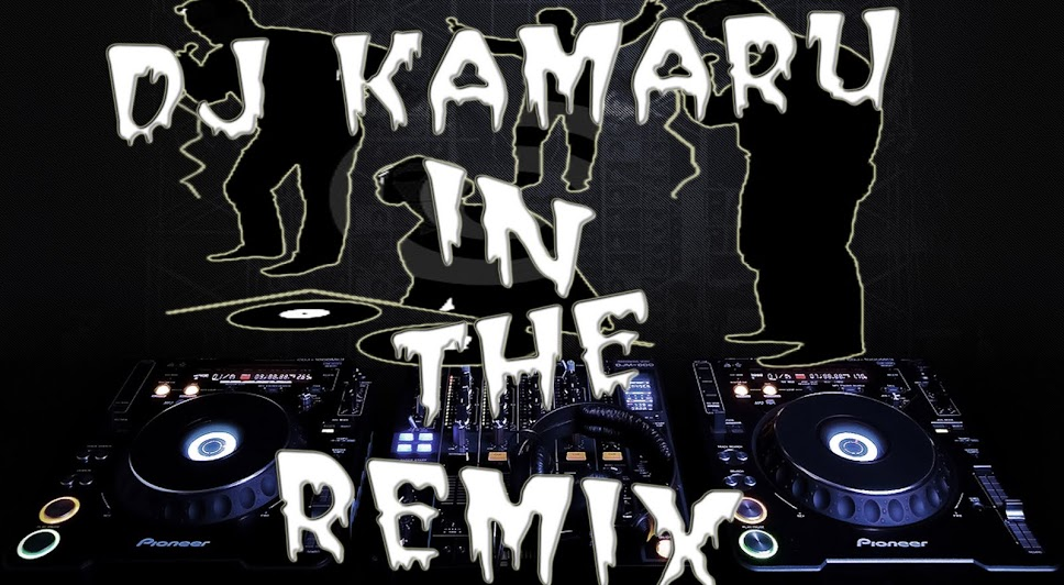 DJKAMARU IN THE REMIX