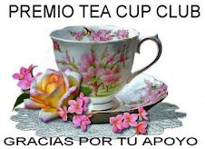 Tea Cup Club Gracias!!