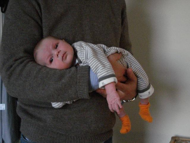 tegen baby krampjes