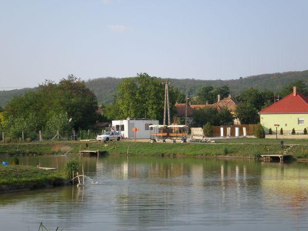 Fodor Horgásztó