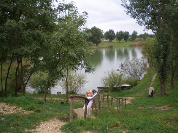 Patkó Horgásztó
