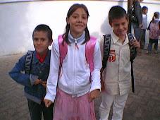 Primo giorno di scuola a.s. 2007/2008