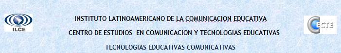 Tecnologías Educativas Comunicativas2