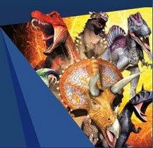 Aventuras Geniales de Dino Rey