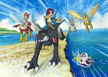 Accion y evolucion en Digimon