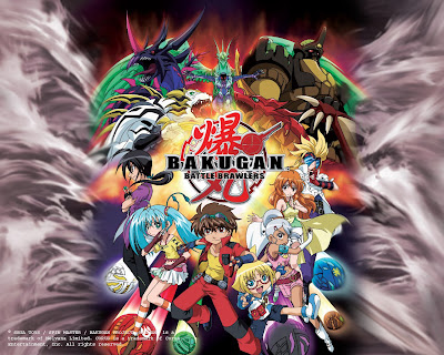 bakugan wallpaper. Wallpapers de Bakugan