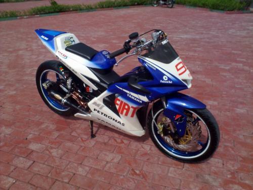 Modifikasi Yamaha Jupiter Z CW Versi Balap Finalis Modif Online title=