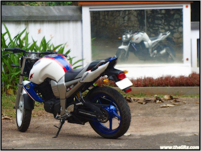 Modif Yamaha Byson Terbaru 2013