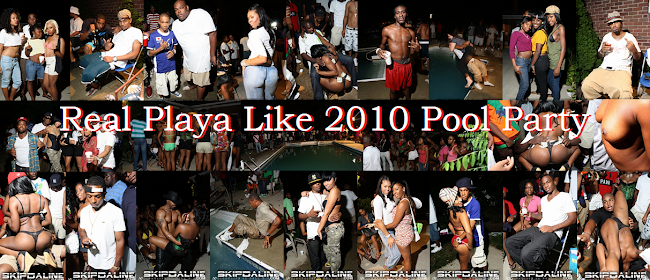 Real Playa Like Ent 2010 Pool Party