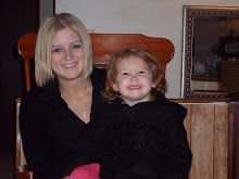 Me and my neice Sophie in our matching pea coats!