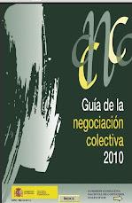 Guia de la Negociación colectiva 2010