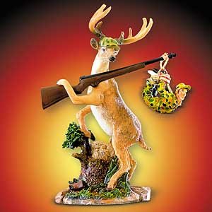 Deers revenge with guns cartoons photos pictures collections