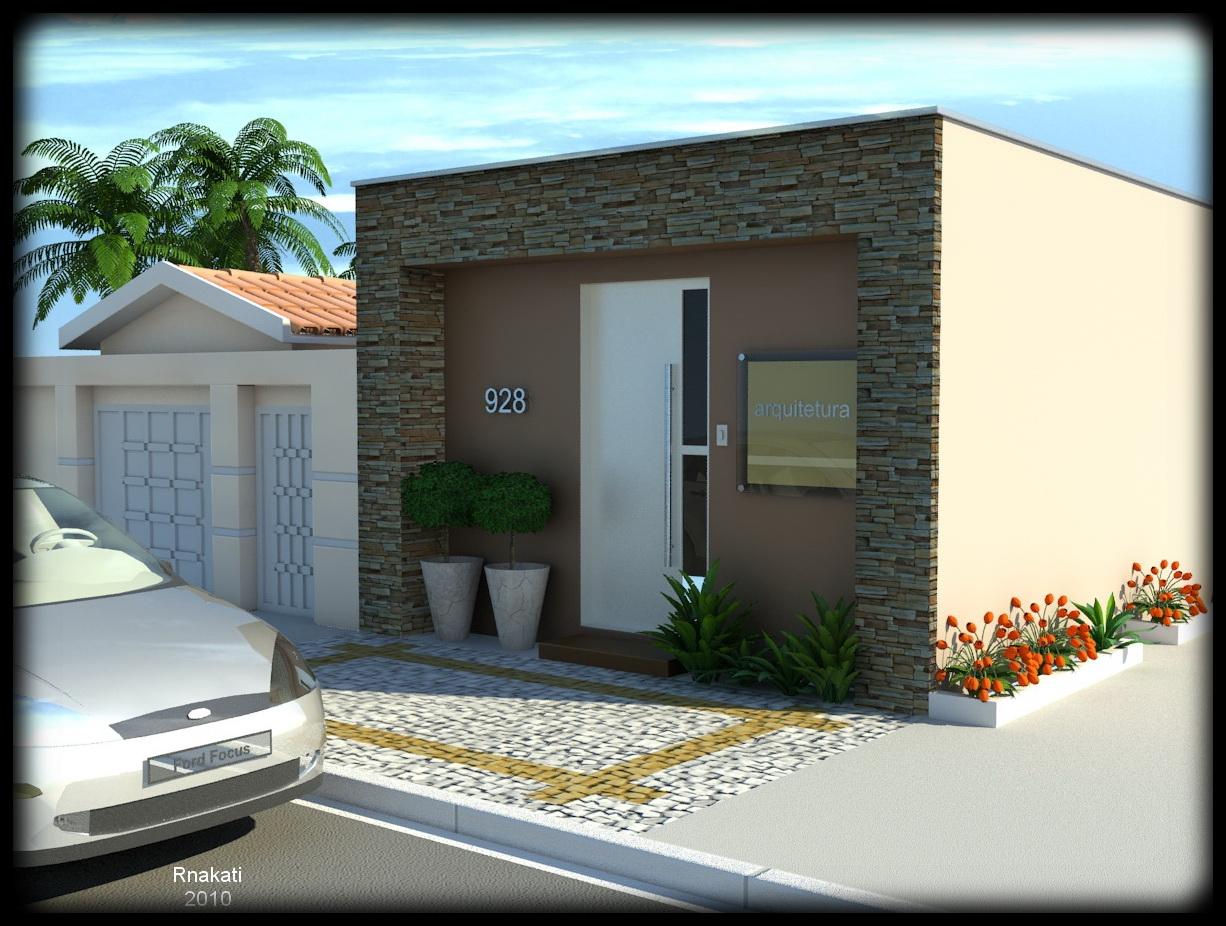 Rnakati maquetes externas - Escritorios para casas pequenas ...
