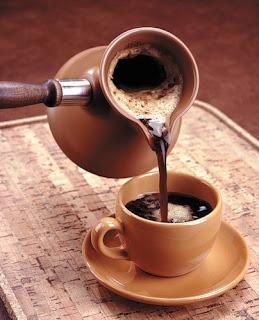 ყავა, ჰორიზონტი და შორეთი