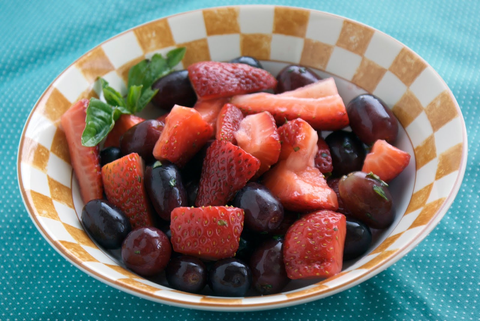 Herbed Fruit Salad