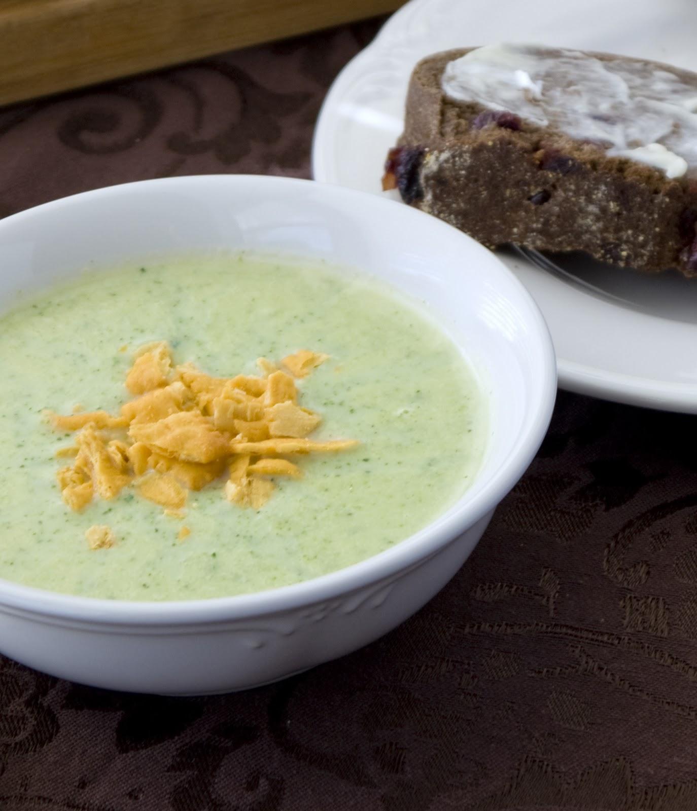 Zucchini Soup Recipe — Dishmaps