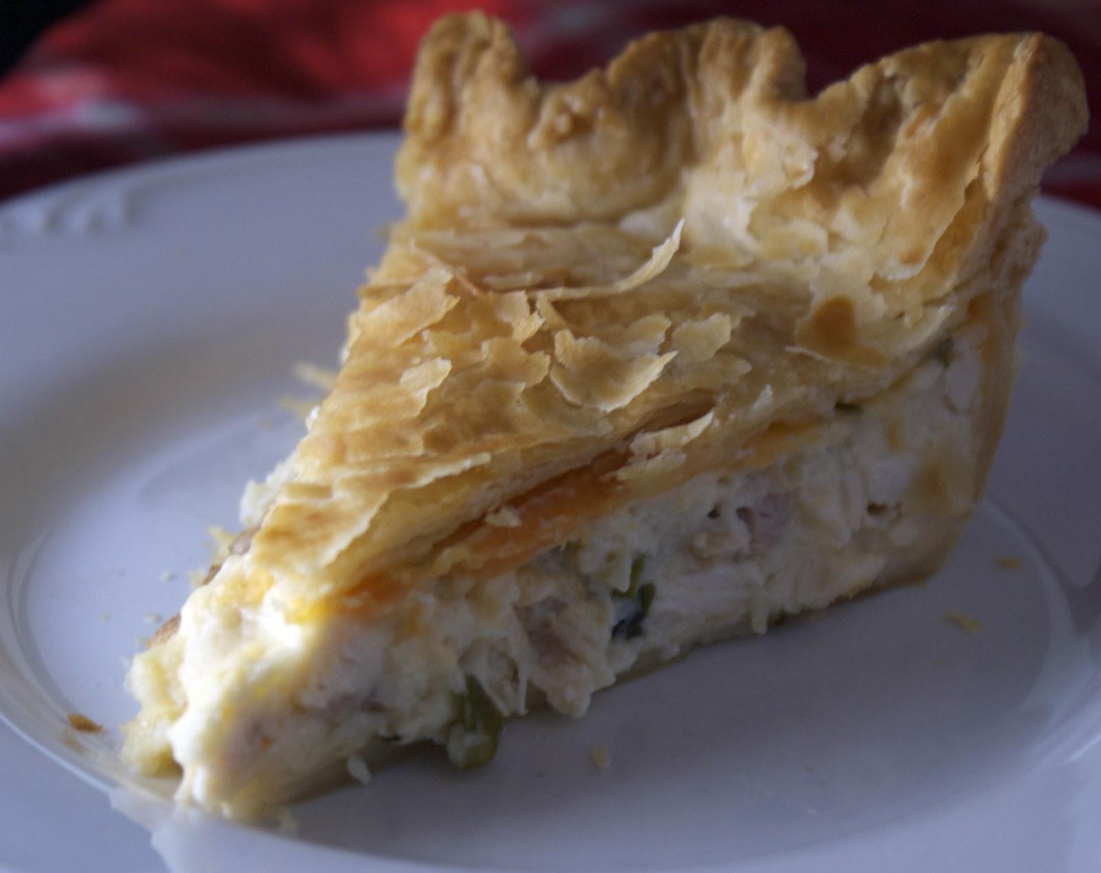 just chicken pot pie