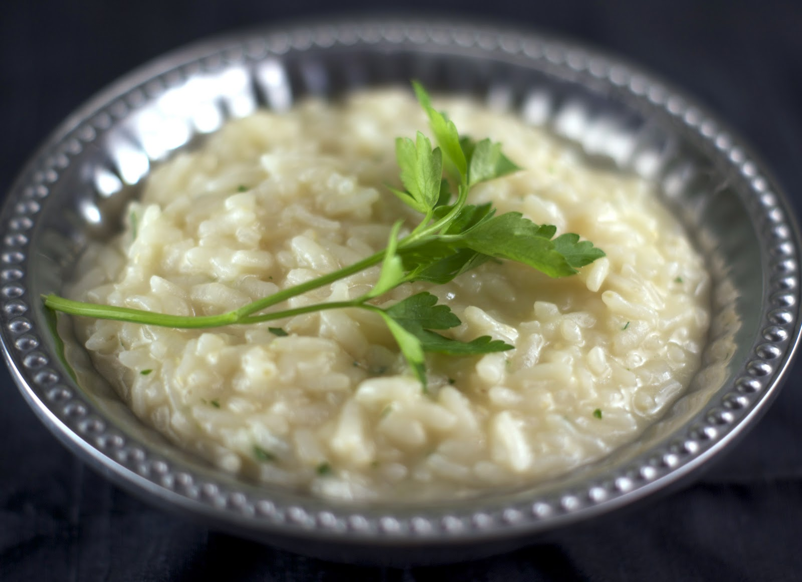 No Fail Risotto