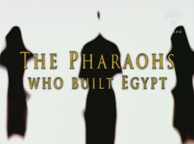 caratula documental Los faraones que construyeron egipto: 2- Ramses