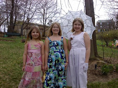 My Beautiful Daughters Easter 2010