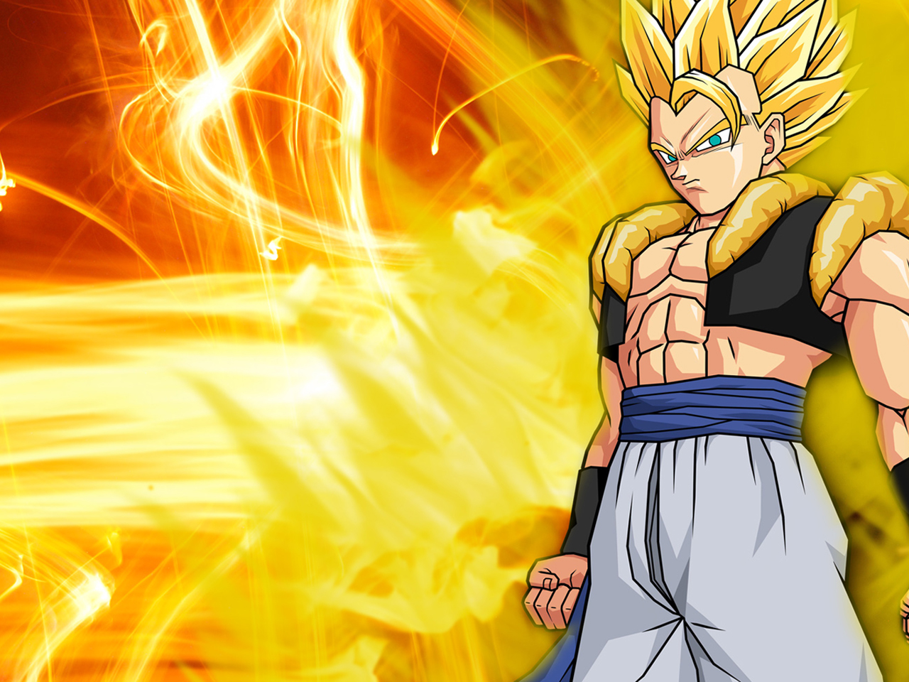 dragon ball z goku super saiyan 3 wallpaper