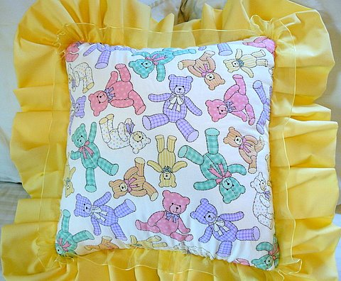 Baby Pillow (Front)