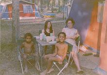 Matt, Jonny, Carolyn & Dorothy