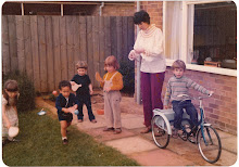 1973: Matt, Carolyn, Dan, Michael Faulkner