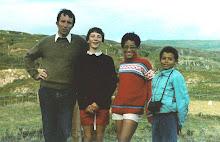 Isle of Mull: Nick, Dan, Matt, Jonny