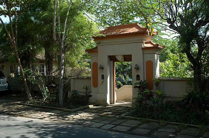 Pagar Gaya Bali