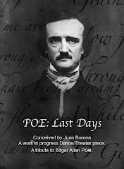 POE. A work in progress Dance/Theater piece