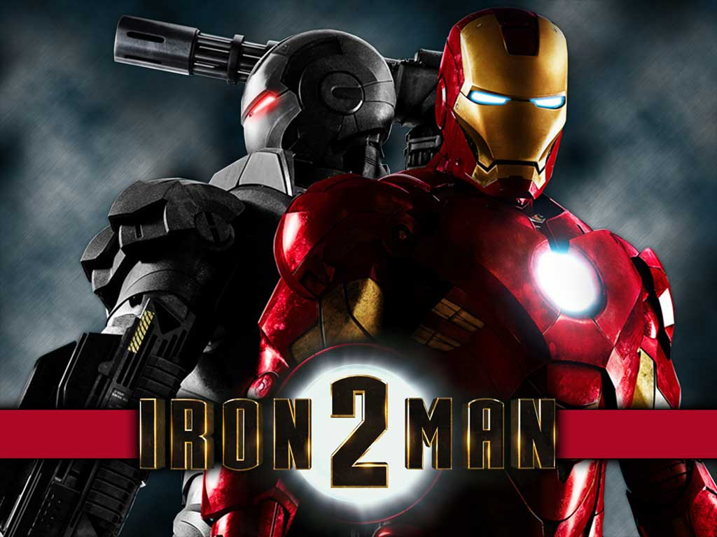 Iron Man Wallpaper by Robrey on DeviantArt