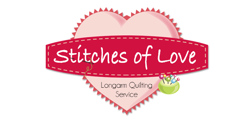 Stitches of Love Blog Design