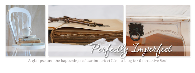 Perfectly Imperfect Blog Design