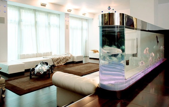 Dwellers Without Decorators A Little Fishy Modern