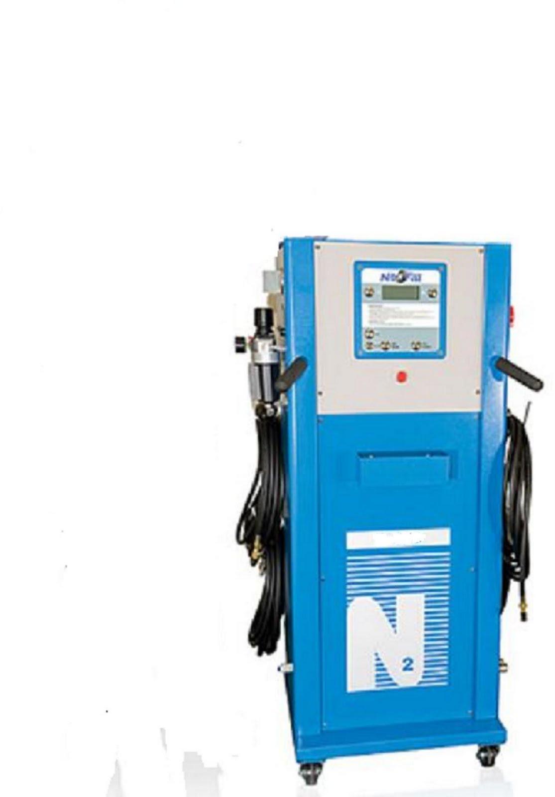 tire nitrogen machine
