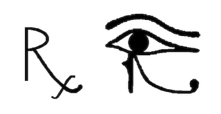 disease medicine symbol rx derived major lines symbol eye horus