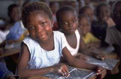 Para todas as Crianças: Saúde, Educação, Igualdade e Protecção