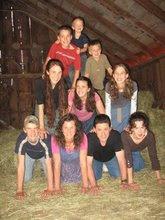 Family Pyramid 2007